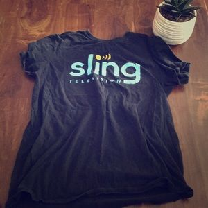 Sling Television Tee